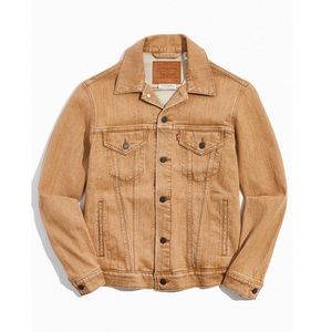 Levi's Desert Boots Vintage Trucker Jacket
